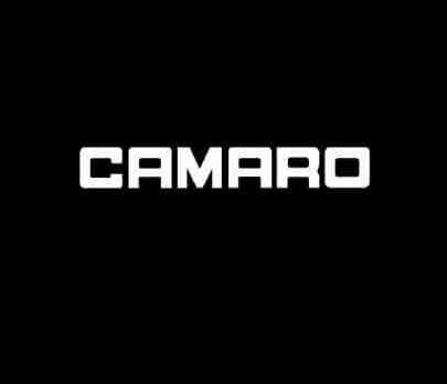 CAMARO NEOPREN