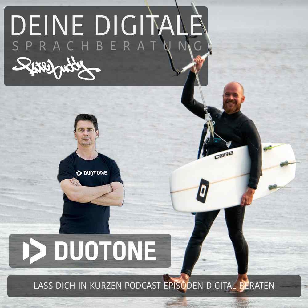 Till Eberle und das Duotone Q&A