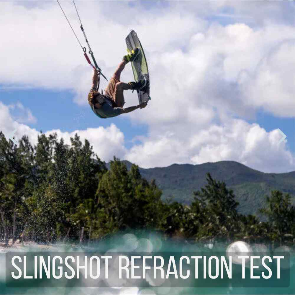 Slingshot Refraction Test