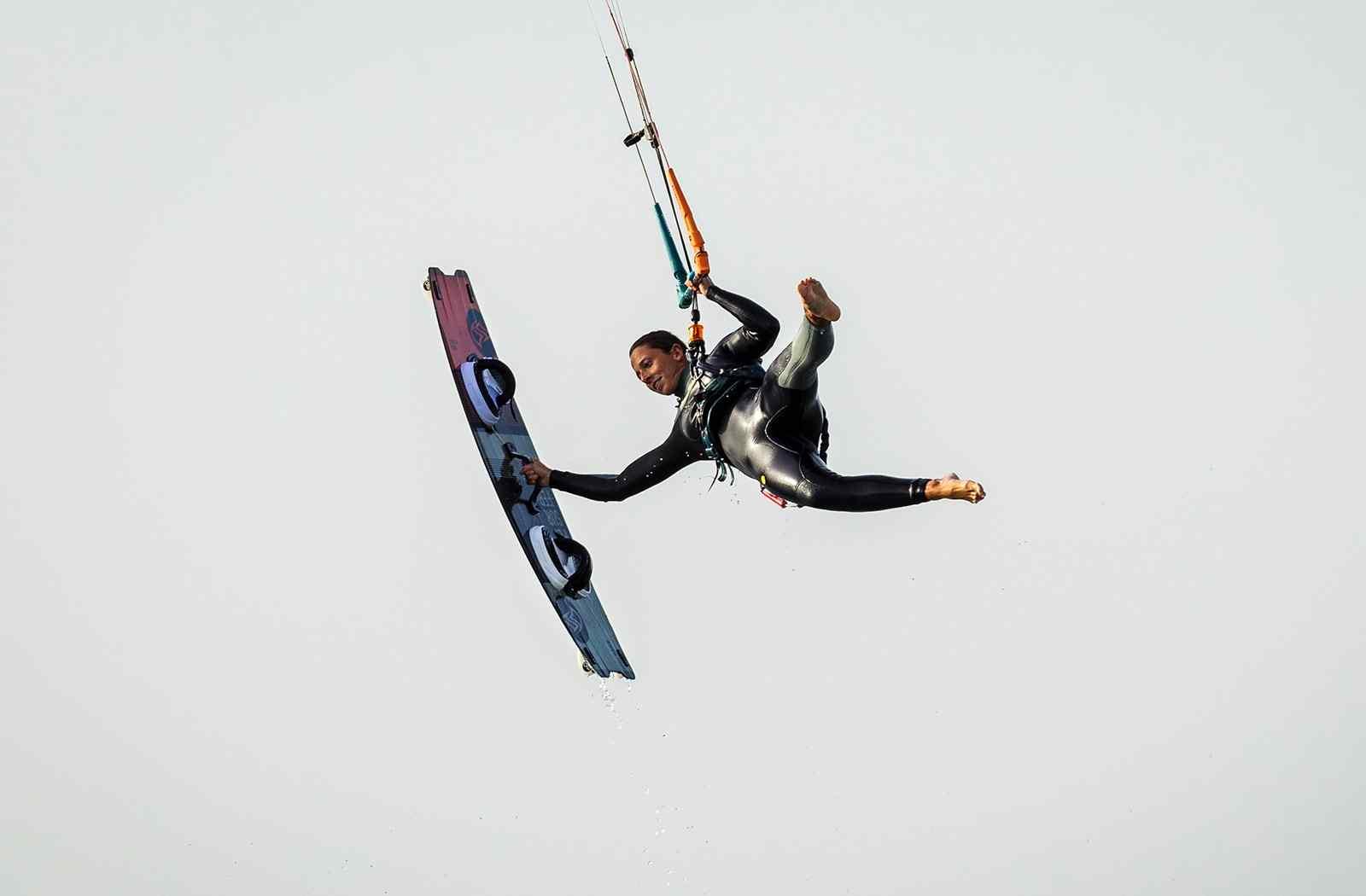 Flysurfer Rush Test