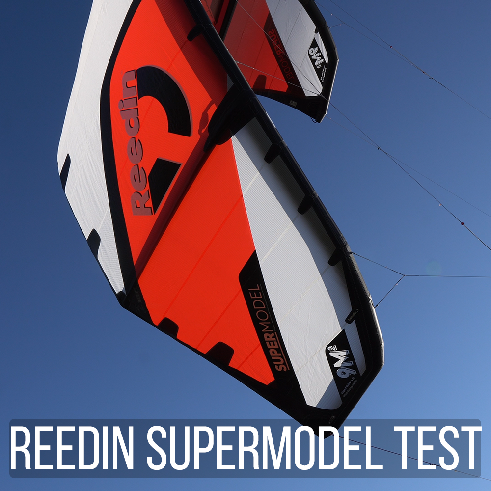 Reedin SuperModel Test