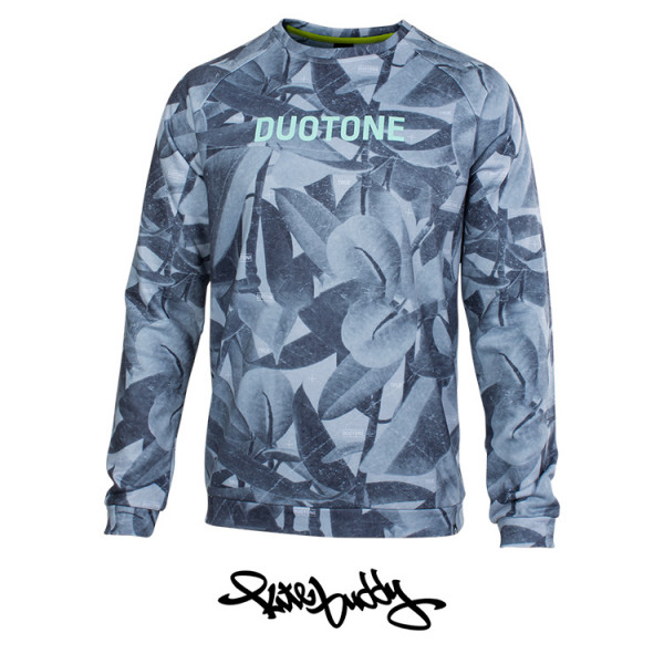 Duotone Sweater All Over