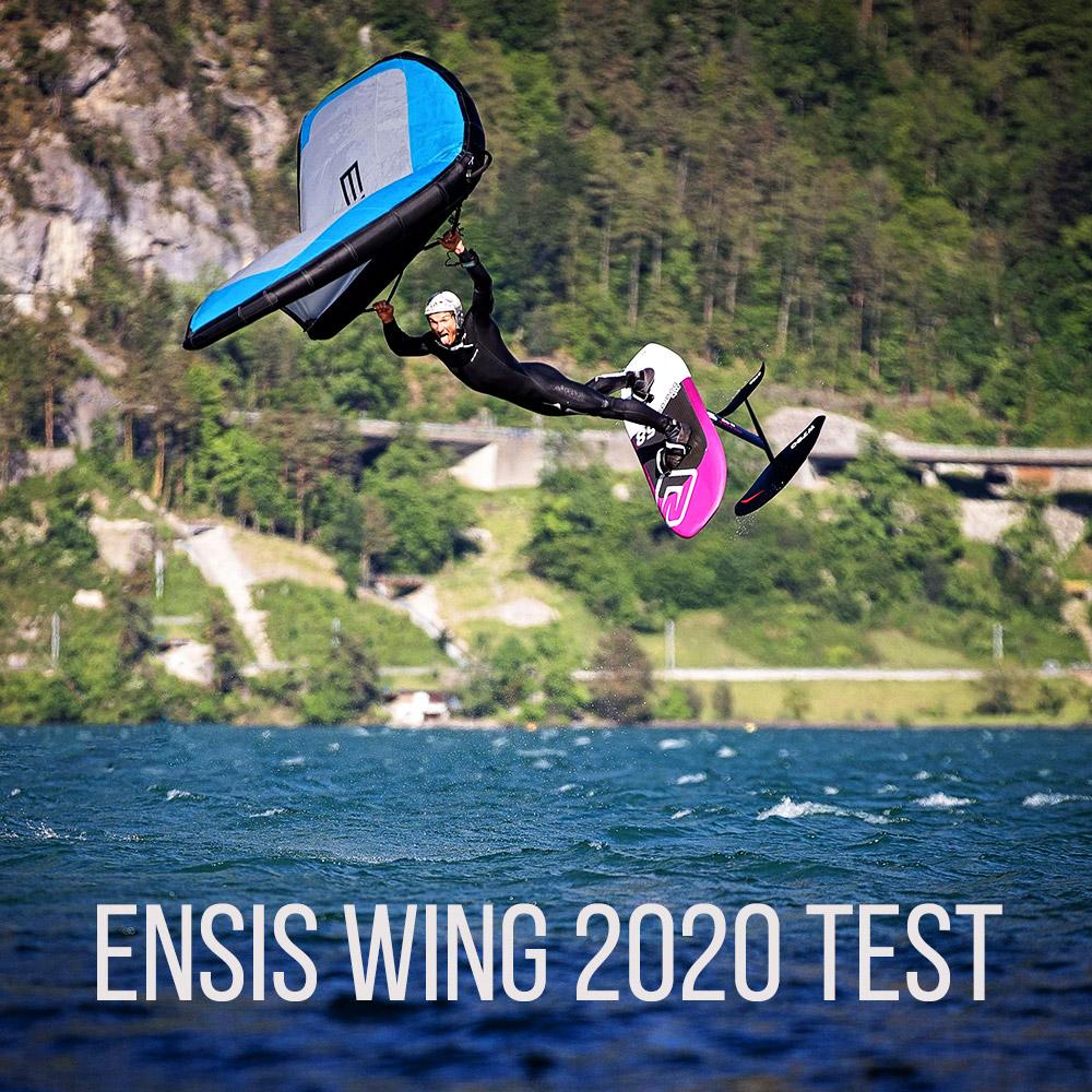 Ensis Wing 2020 Test