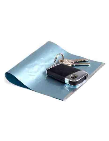 Surflogic Aluminium Bag