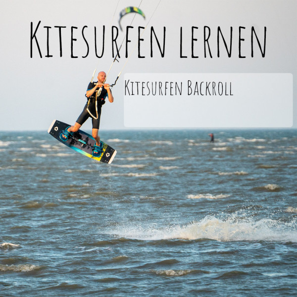 kitesurfen-Backroll