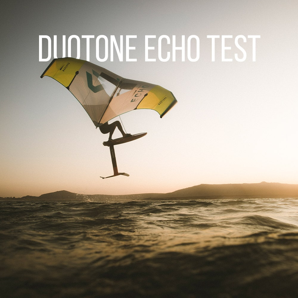 Duotone Echo Test