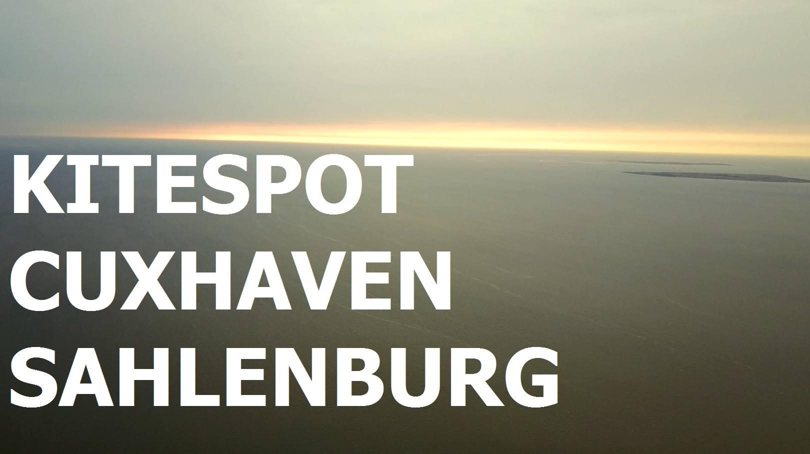 KITESPOT CUXHAVEN SAHLENBURG
