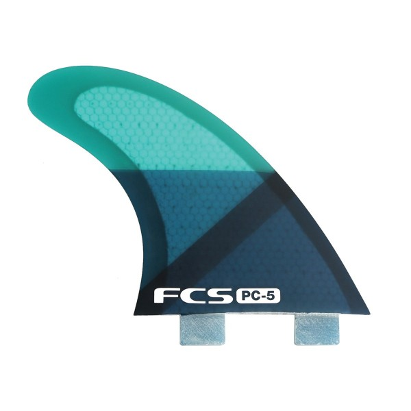 FCS PC TRI-QUAD FINS Medium