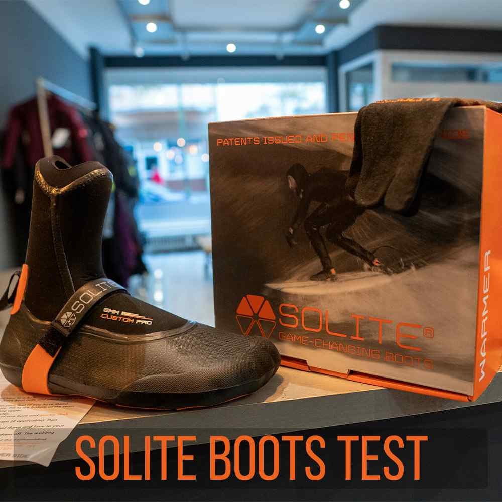 Solite Boots Test