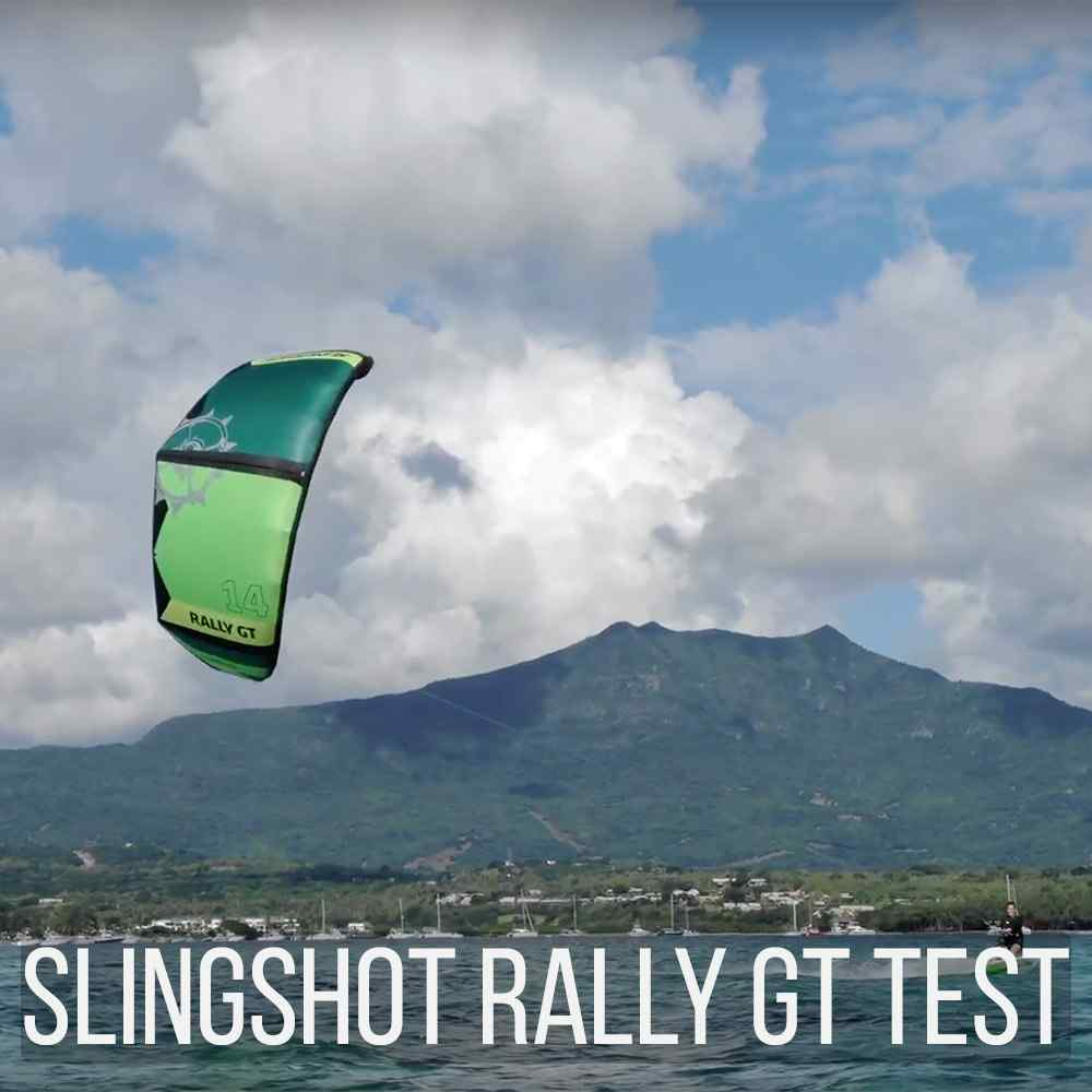 Slingshot Rally GT Test