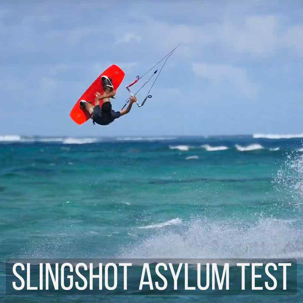 Slingshot Asylum Test