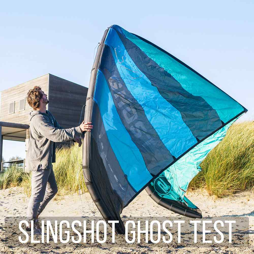 Slingshot Ghost Test