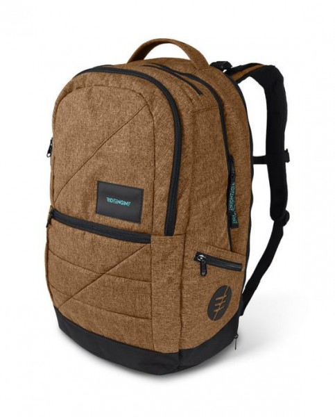RIDE ENGINE ROVER BACK PACK MOCHA