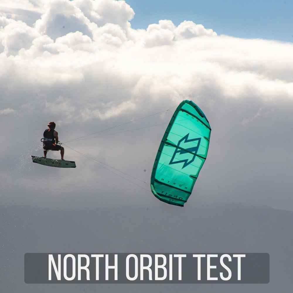 North Orbit Test