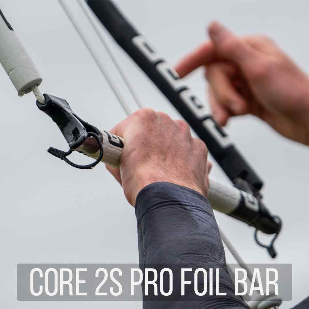 Core Sensor 2S Pro Foil Bar Test