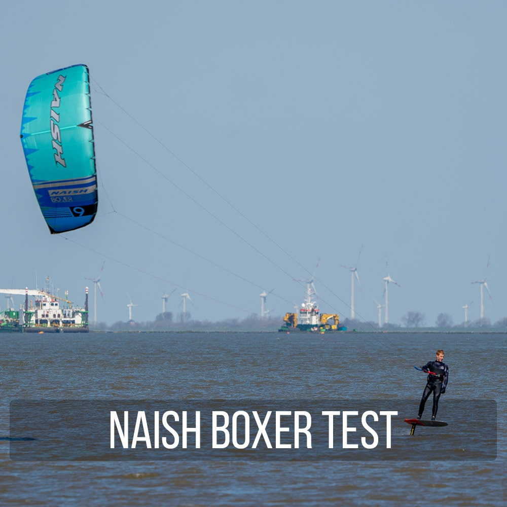 Naish Boxer Test