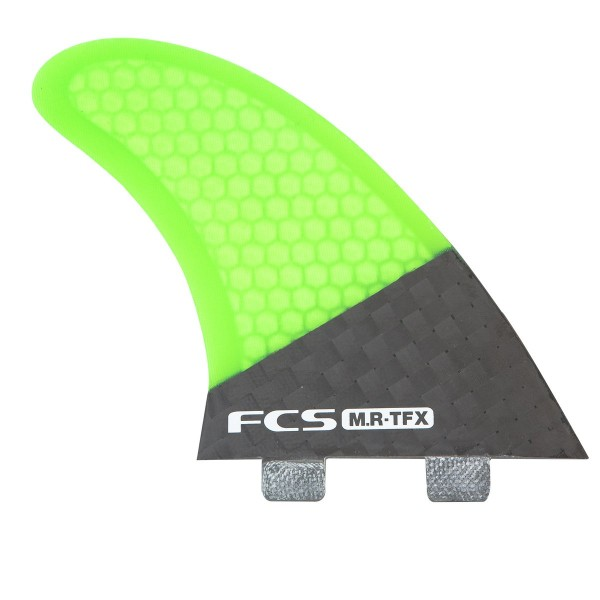 FCS MR-TFX CARBON TWIN +STABILISER FIN