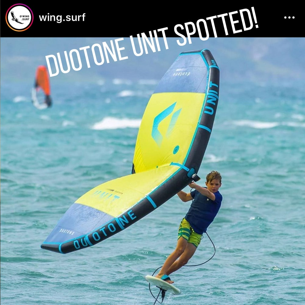 Duotone Unit Wing - Spotted!