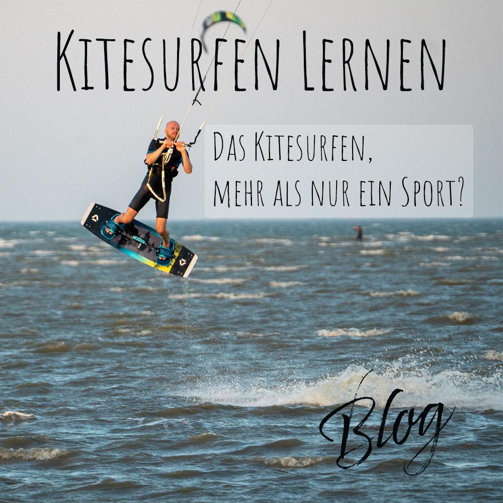 Das Kitesurfen, viel mehr als nur ein Sport?