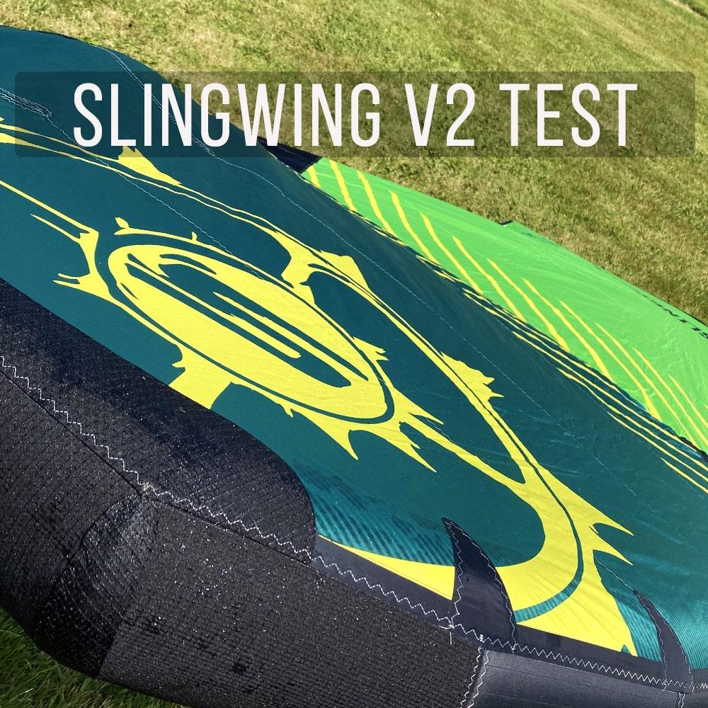 Slingwing V2 Test