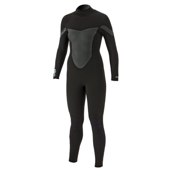 PROLIMIT FIRE 5/3 MM - DAMEN SCHWARZ - Front