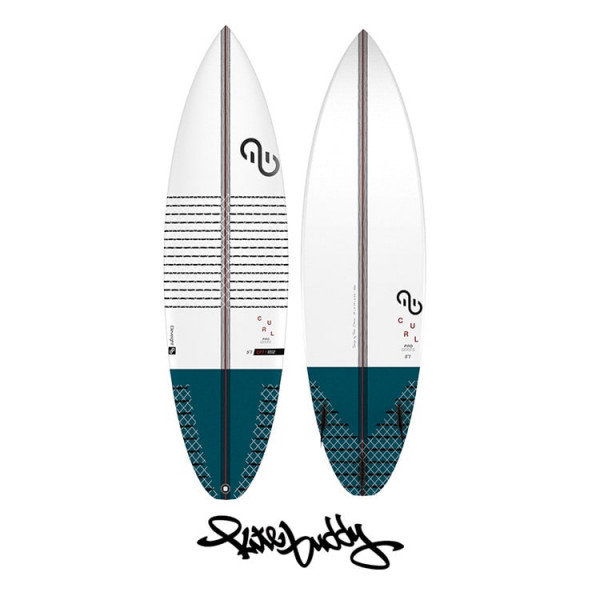 Eleveight Curl Surfboard 2021
