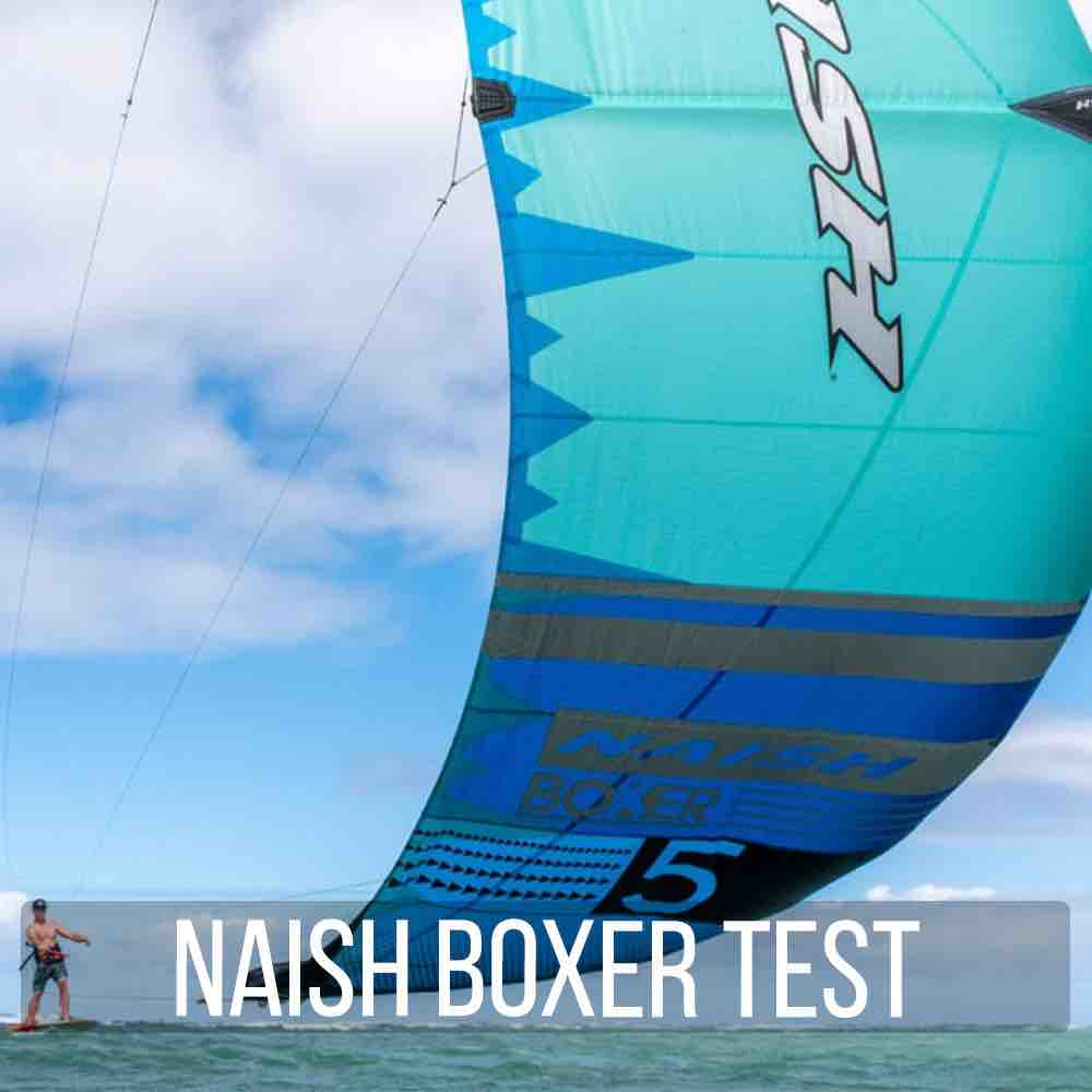 Naish Boxer Test