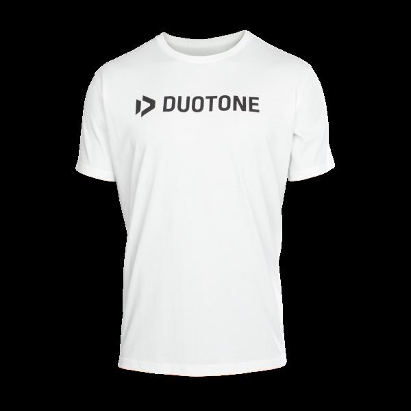 Duotone Tee Original White - Vorne
