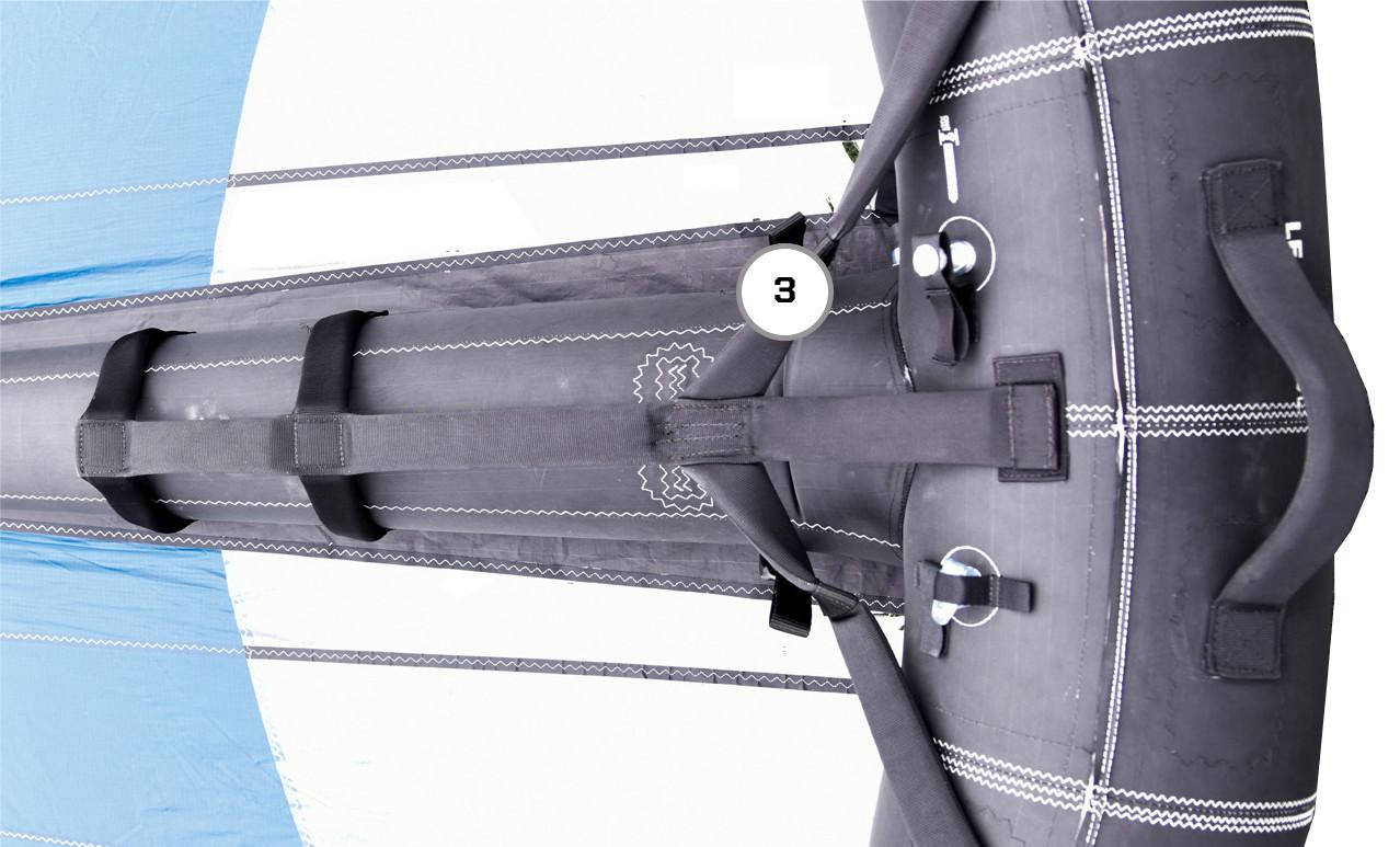 Slingwing-Griffsystem-Test