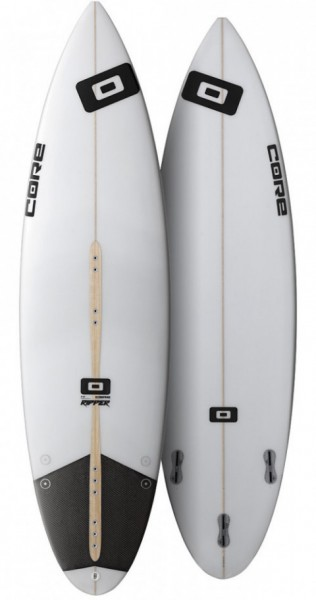 Core Ripper 3 Directional Wellenreiter Kiteboard