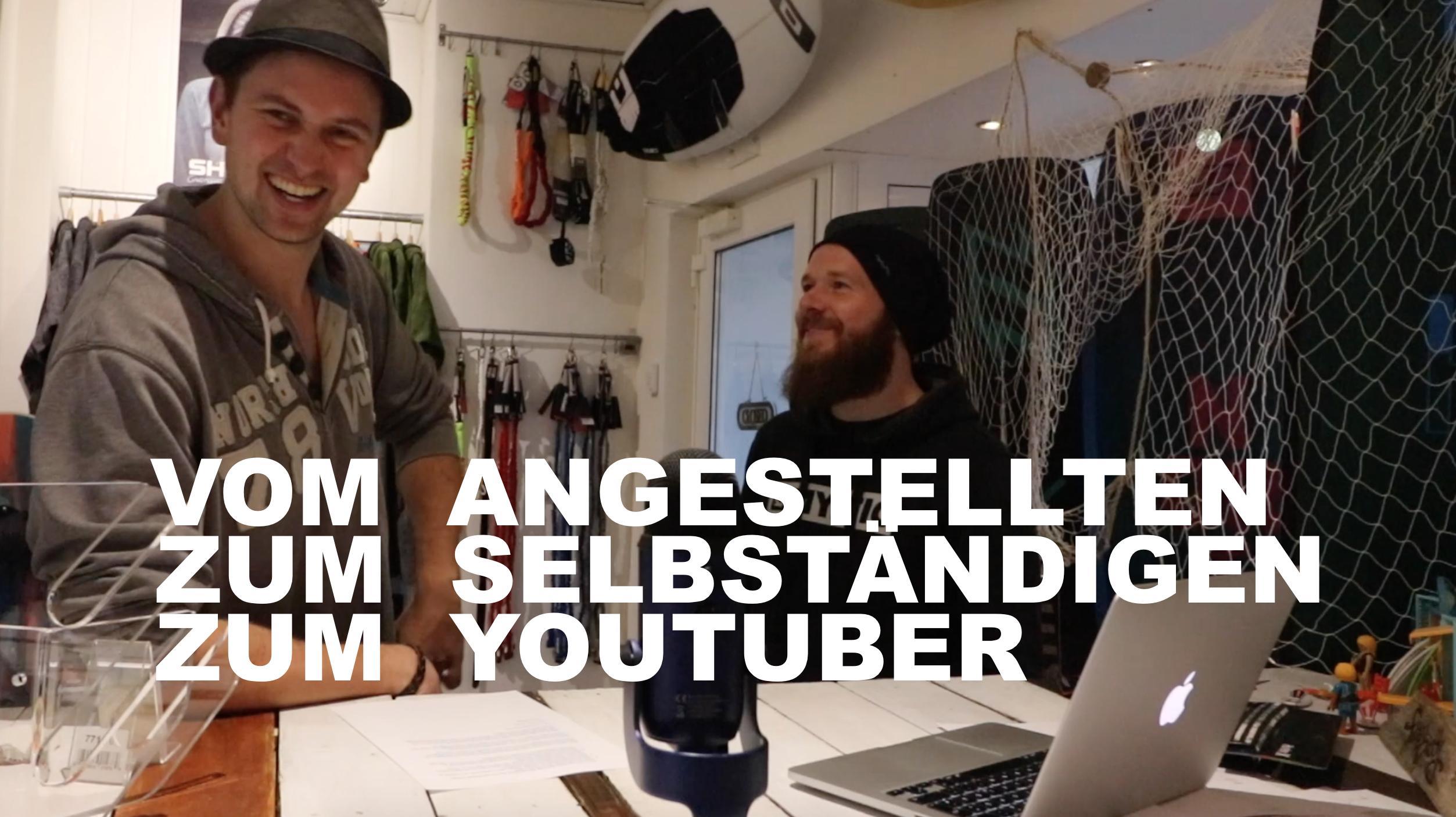 YouTuber werden - Interview