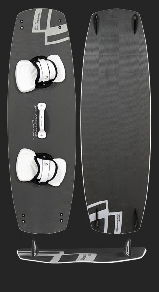 ANTON KITEBOARD FF CARBON CUSTOM