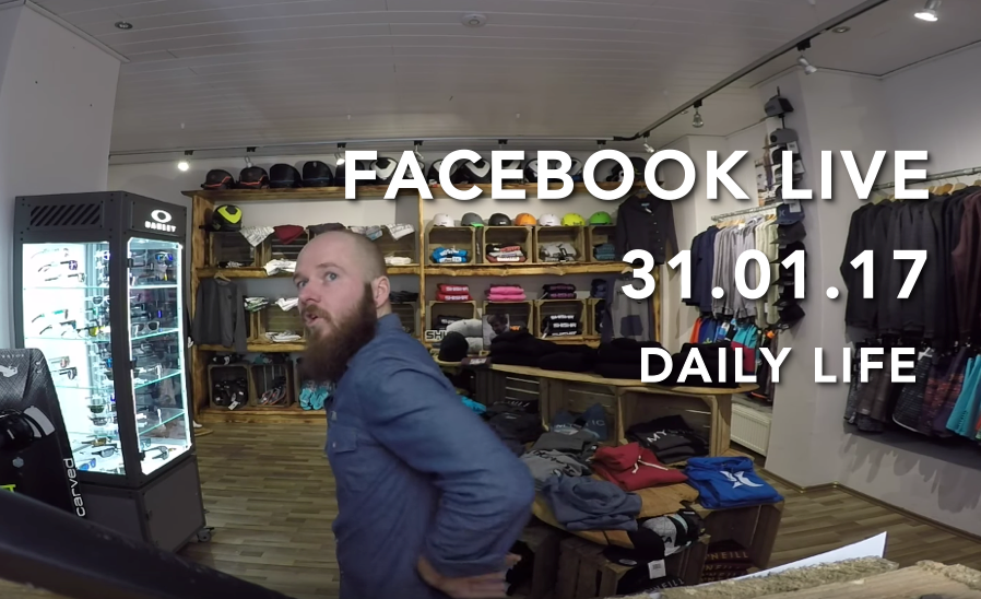 #FRAGKITEBUDDY FACEBOOK LIVE 31.01.17