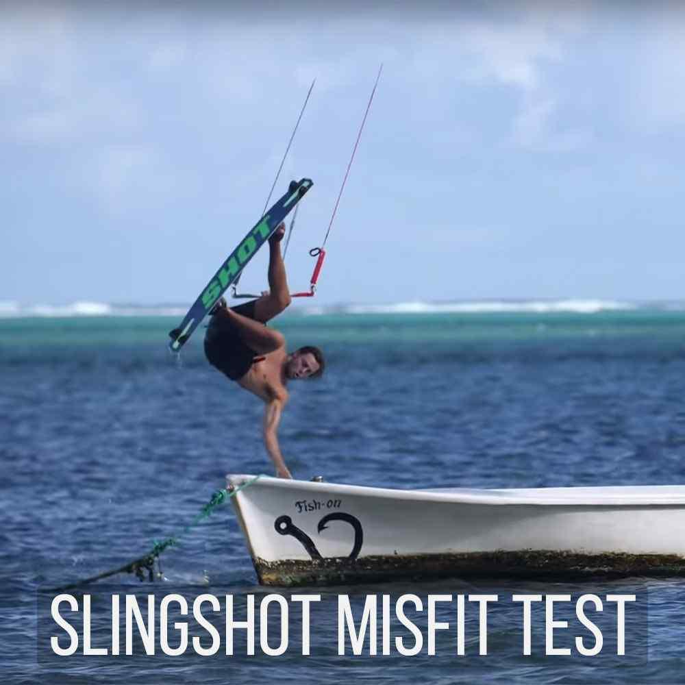 Slingshot Misfit Test
