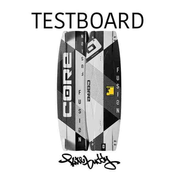 Core Fusion 4 Testboard