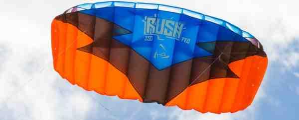 Hq4 Rush Pro Trainerkite