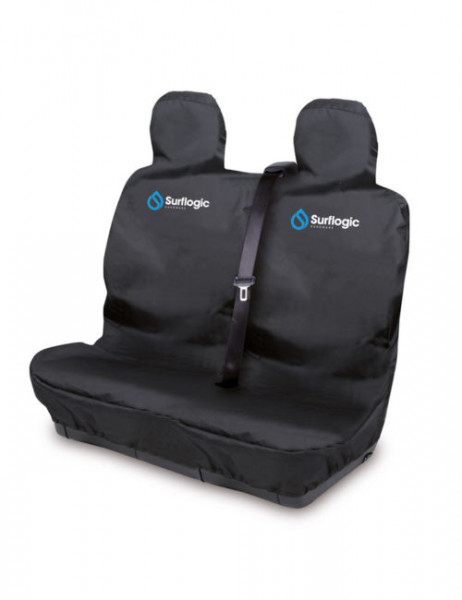 Surflogic Autositz Cover Double - schwarz