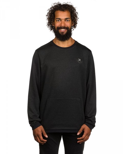 Hurley Dri-Fit Disperse Crew black