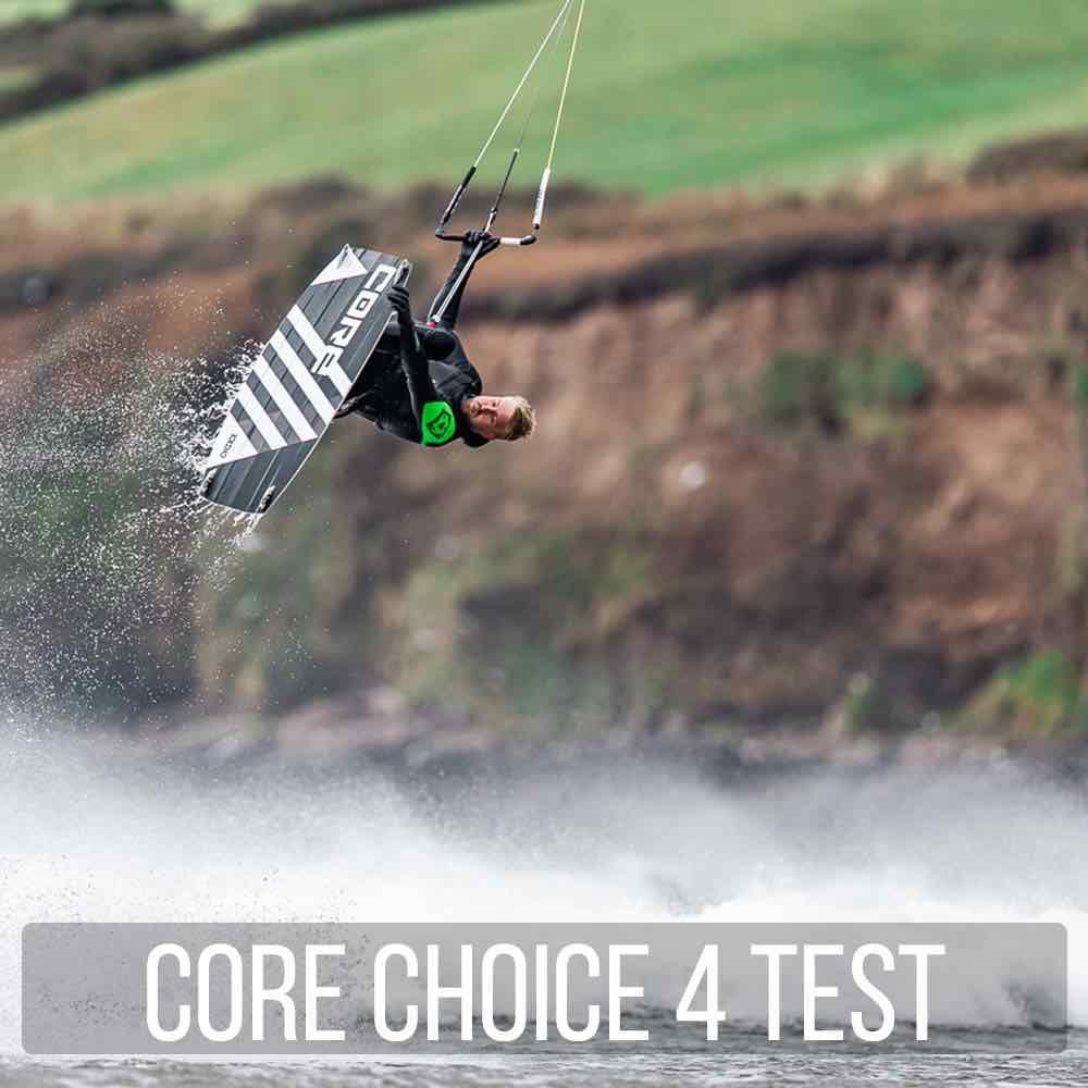 Core Choice 4 Test