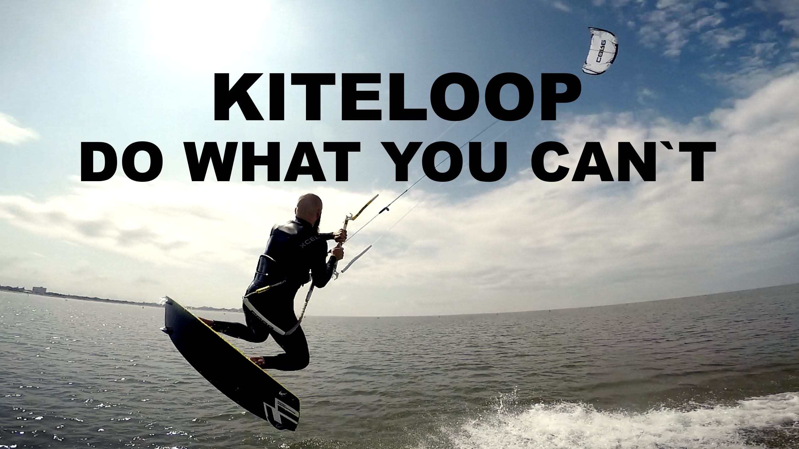 KITELOOP LERNEN - DO WHAT YOU CAN`T