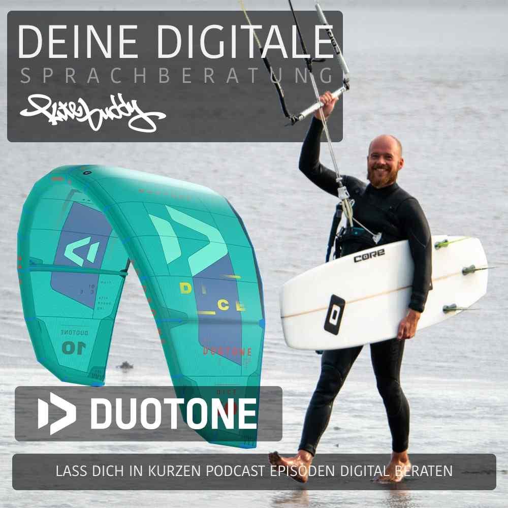 Duotone Dice