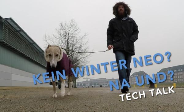 Neoprenanzug-Winter