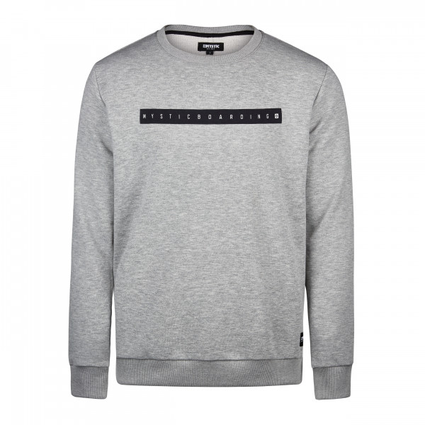 Mystic Dax Sweat grey