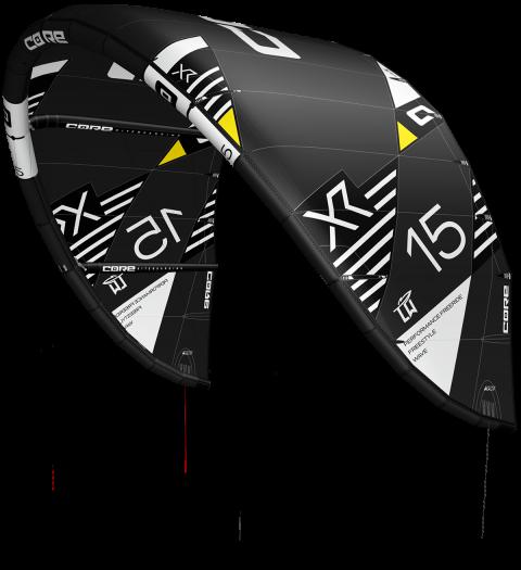 Core XR 6 schwarz LW